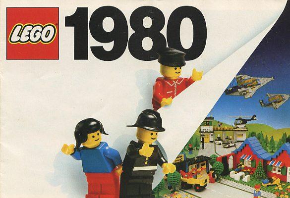 Lego iz 1980