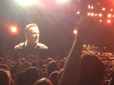 Bruce Springsteen koncert Padova