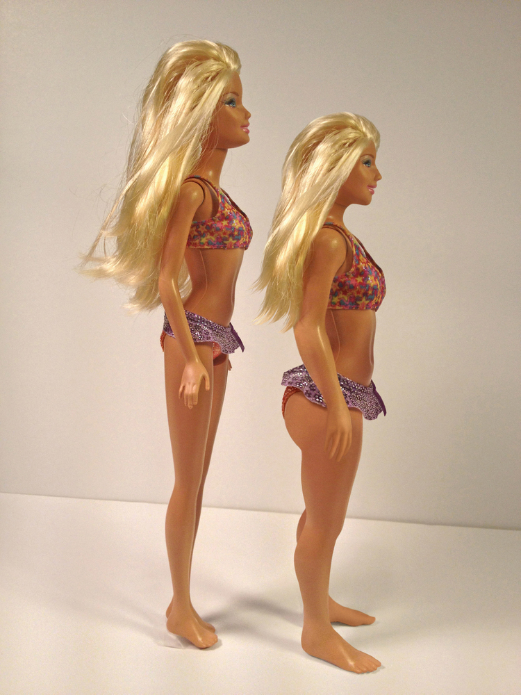 Originalna Barbie