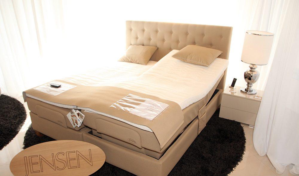 Jensen - najskuplji krevet u Zagrebu