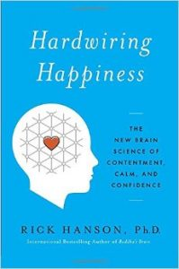 Hardwiring Happiness knjiga