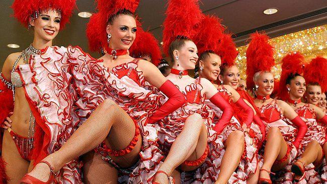 Tajne Moulin Rougea