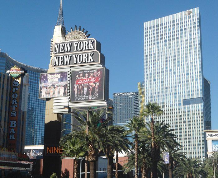 Las Vegas reportaza