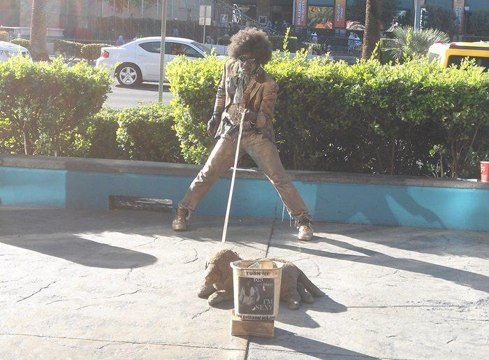 Las Vegas: Zanimljiviji od Elvisa - Michael Jackson Foto: Zrinka Kluković