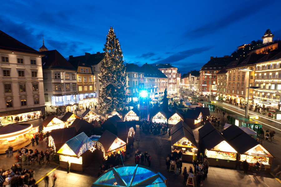 Hauptplatz Graz glavni trg