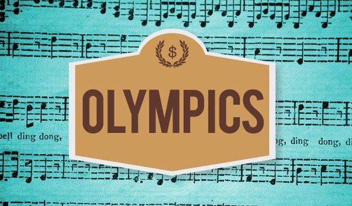 Najbolji olimpijski glazbeni hitovi svih vremena