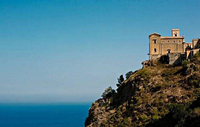 Mjesto vjenčanja Savoca's Chiesa di San Nicolò Foto: Wiki