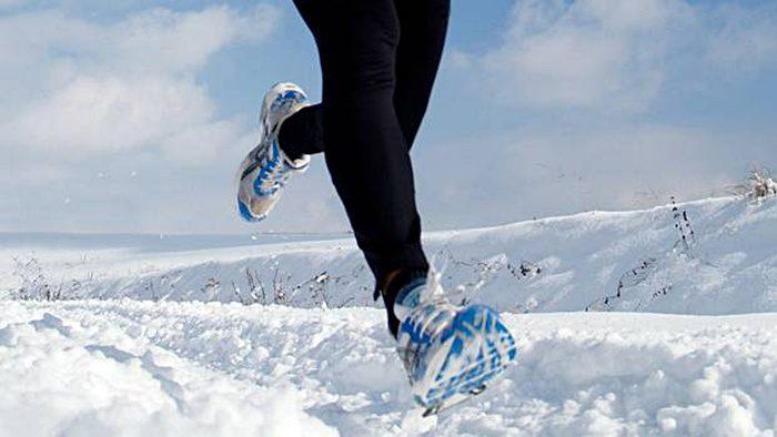 trcanje zimi i kako se obuci