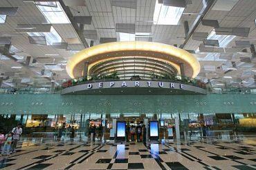Najbolji aerodrom na svijetu Sngapur (1)