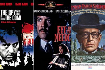 Top lista špijunskih filmova