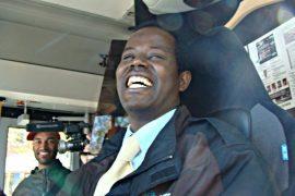 Flashmob Mukhtar vozac autobusa