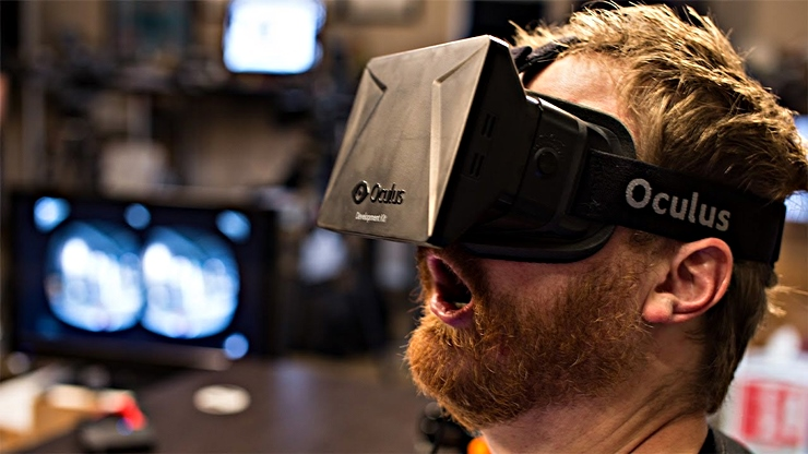 Oculus rift naocale