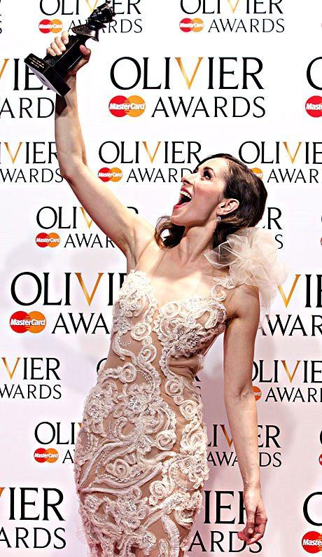 Zrinka Cvitesic Olivier nagrada
