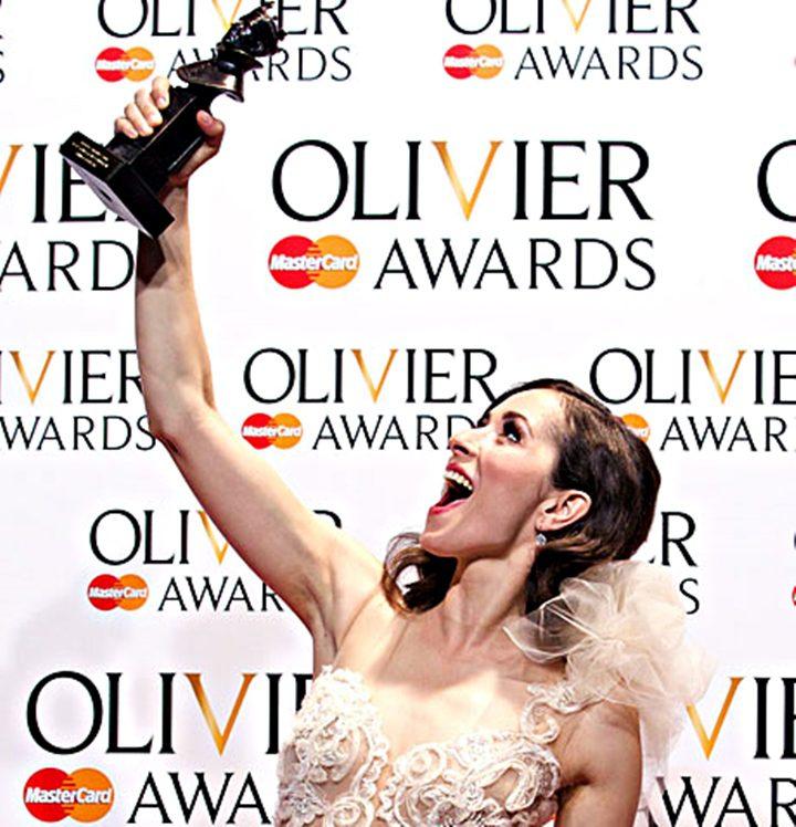 Zrinka Cvitesic Olivier nagrada1