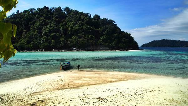 Koh Lipe Tajland