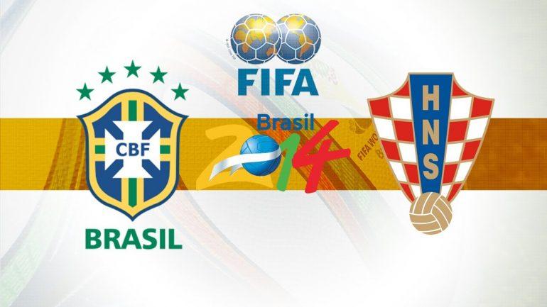 Brazil Vs Hrvatska
