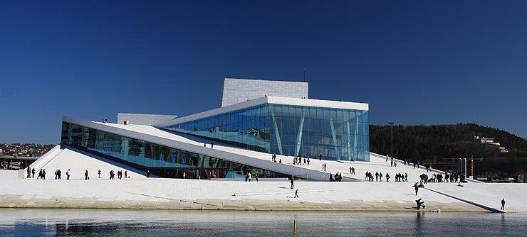 Opera - najnoviji simbol Osla