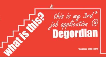 degordian prijava za posao