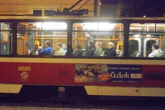 Hrvatske reklame u Pragu
