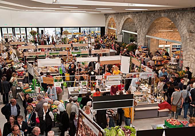 Markthalle Zurich
