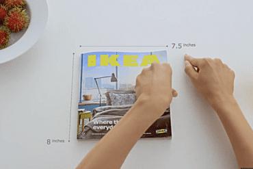 Ikea novi katalog 2015. godina promocija