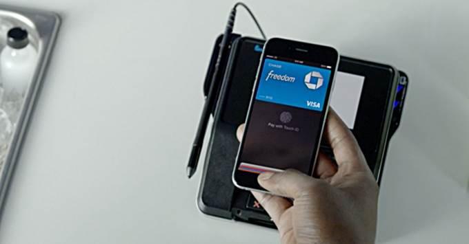 iPhone 6 placanje Apple Pay