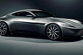 James Bond Aston Martin DB 10 glavna