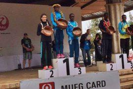 Lisa Christina Nemec hrvatska atleticarka osvojila drugo mjesto na maratonu na Havajima Honolulu
