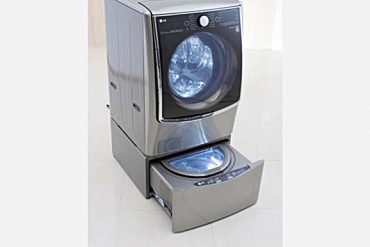 LG perilica dvojna perilica baby washing machine