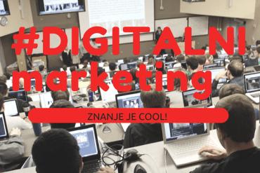 DIGITALNI MARKETING ALGEBRA SUDIJ digitalnog marketinga prva godina najava