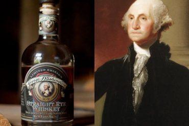 George Washington whiskey