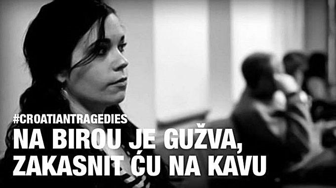 Foto: Hrvatske tragedije