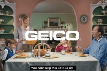 geico pre roll reklama viral