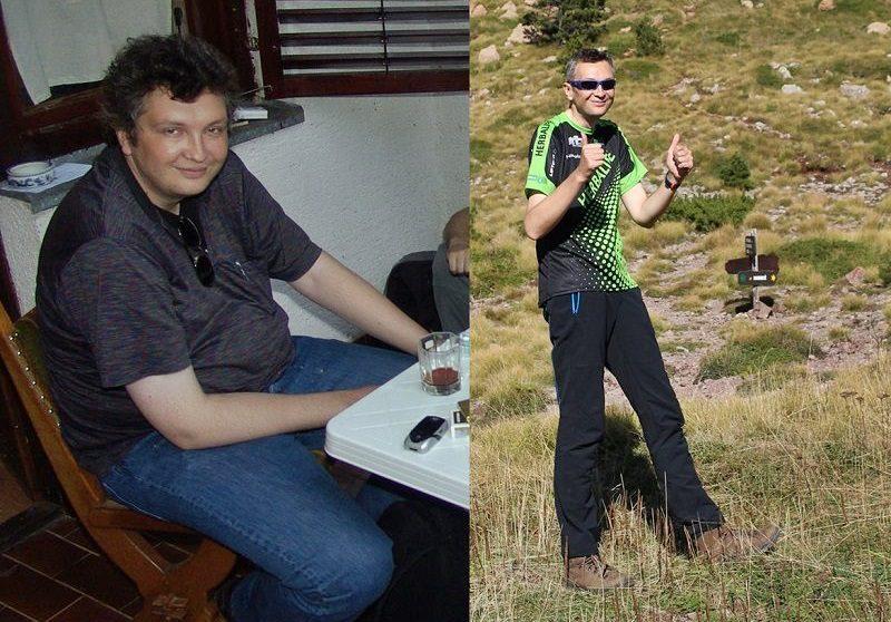 Tomislav Birtić Smršavio sam 40 kila i ne debljam se