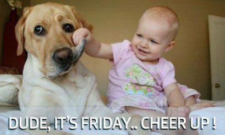 Zamislite, petak je obično u petak. Tko bi rekao!