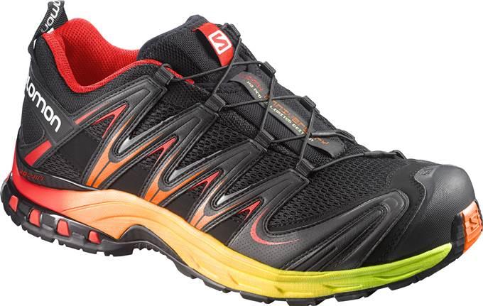 Bešavna mrežica unutar tenisice nazvana Endofit™ dodatno obuhvaća stopalo   Foto: Salomon