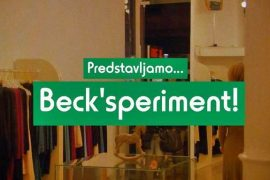 Becksperiment najbolja digitalna kampanja Drap agencija