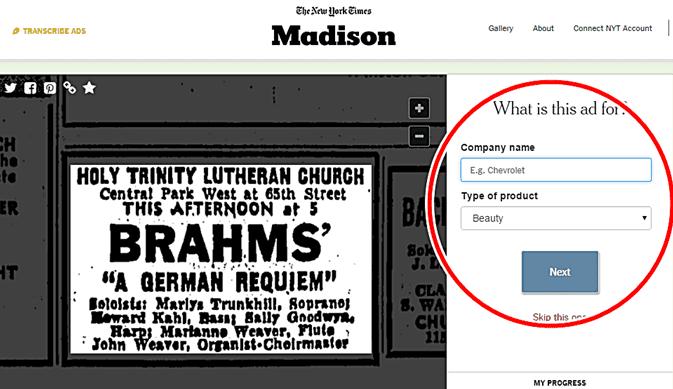 Projekt Madison recite New York Timesu što je na slici!