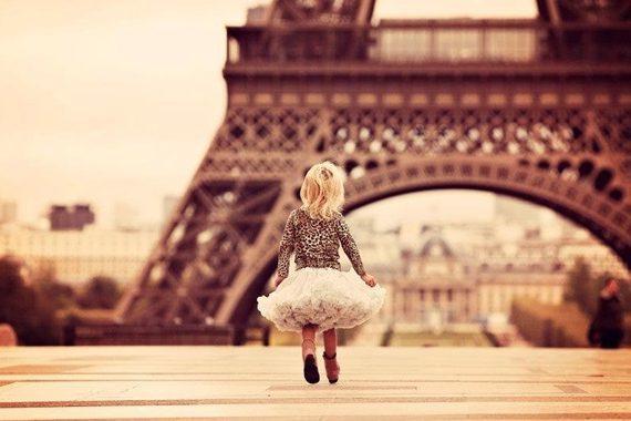 Što raditi s djecom u Parizu, gradu romantike