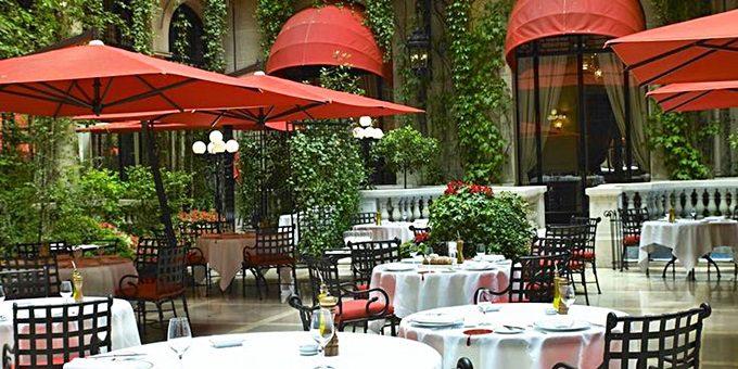 La Cour Jardin restaurant