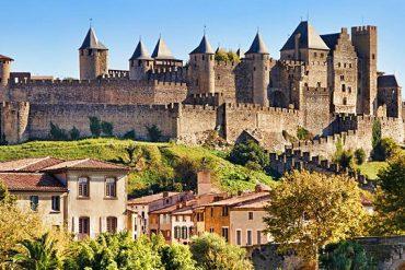 putovanje u Carcassonne