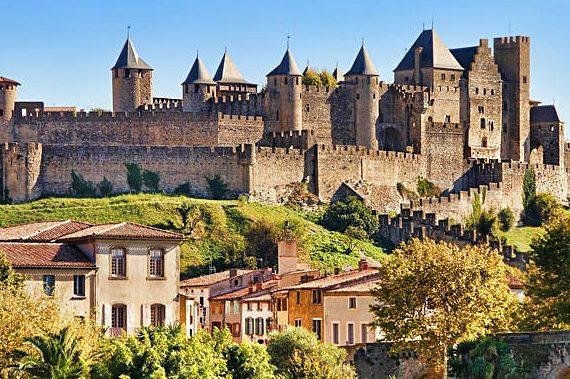 Carcassonne grad utvrda