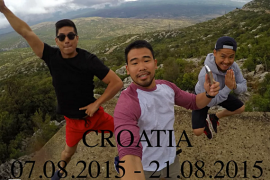 Road trip in croatia video