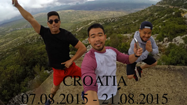 Road trip in croatia video