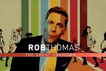 RobThomas naslovna albuma