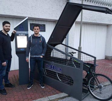 Bike2Lock Zagreb bicikl čuvanje zaštita