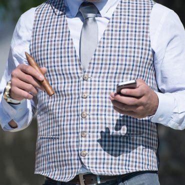 Košulja otporna na mrlje