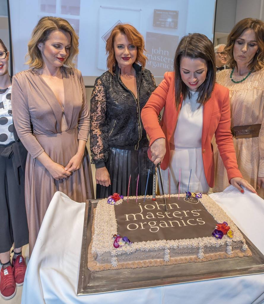 Sandra Baragrić, Evelin Benković, Barbara Bolf i Milana Vlaović