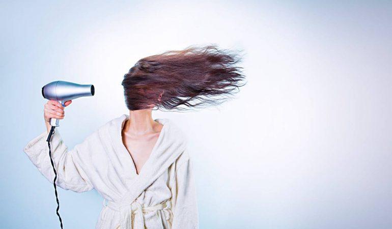 Suha i naelektrizirana kosa