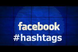 facebook uvodi hashtag